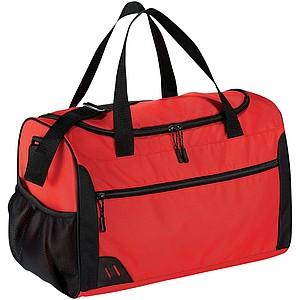 """Cestovní taška 17"""", červená"""