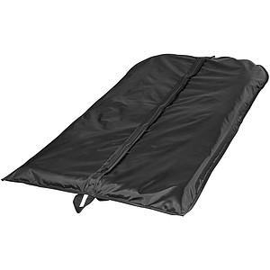 Taška na zip, černá