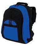 MAX batoh New Classic černá, modrá, 600D