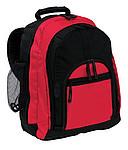 batoh New Classic černá, červená, 600D