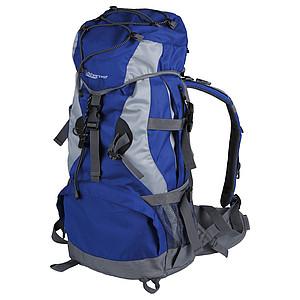 SCHWARZWOLF MONZUN 35 batoh 35 l, modrá - reklamní hrnky