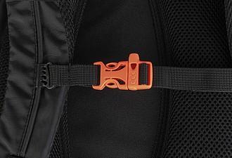 SCHWARZWOLF KANDER outdoorový batoh, černý