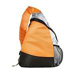 Lehký trojúhelníkový batůžek, oranžová