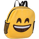 Plyšový batoh smajlík úsměv