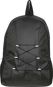 GASPELINO Moderní batoh, černá
