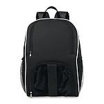 Sportovní batoh ze 600D polyesteru, černá