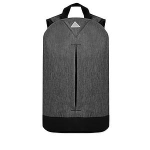 Batoh s ochranou proti krádežím ze 600D polyesteru, černý