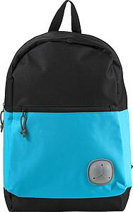 Černo modrý batoh
