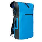 Voděodolný batoh, kapacita 20-25 litrů, modrý