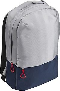 Nylonový (900D) batoh s USB zástrčkou