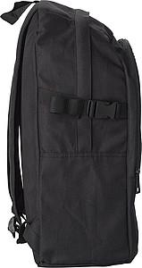 Polyesterový batoh s RFID ochrannou.