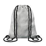 Batoh se šňůrkami z pevného a recyklovatelného Tyvek® materiálu s barevným povrchem