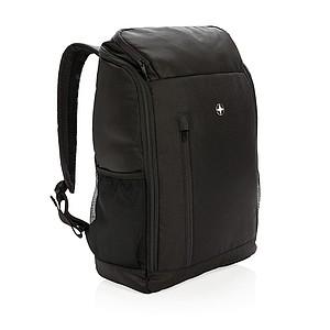 """Swiss Peak RFID batoh na 15"""" notebook se snadným přístupem,"""