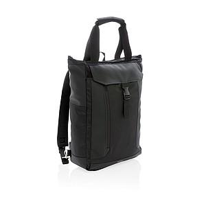 Swiss Peak RFID totepack batoh, černá