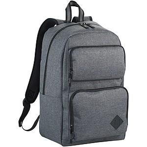"""Batoh pro laptop deluxe 15.6"""", šedá"""