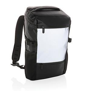 """Reflexní batoh na 15,6"""" notebook, černá"""