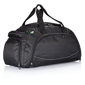 Sportovní taška s přihrádkou na boty, neobsahuje PVC
