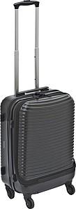 Pevný kufr na čtyřech kolečkách