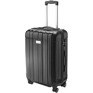 Velký kufr na kolečkách, černá