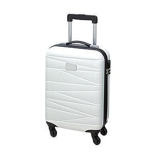 PADUNA Cestovní kufr na kolečkách, bílý