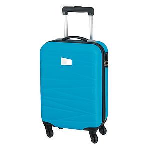 PADUNA Cestovní kufr na kolečkách, tyrkysový