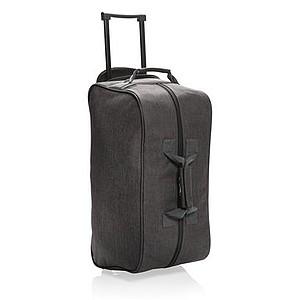 Víkendový kufřík basic, antracitový