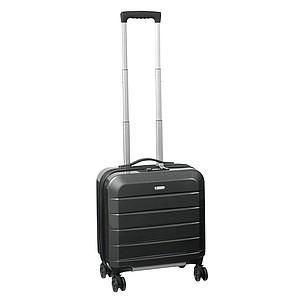 Palubní kufřík na 4 kolečkách, s číselným zámkem