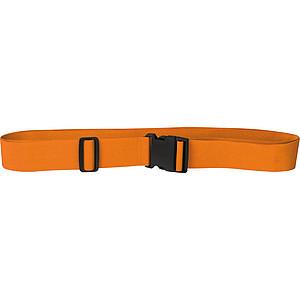 Nastavitelný popruh na kufr, oranžový