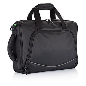 Taška na notebook, lze nosit také jako batoh