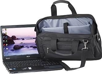 Taška na laptop s měkkou přihrádkou