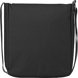 KINDABA Taška přes rameno, vhodná na tablet, černá