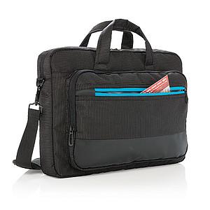 "Taška na 15"" notebook sUSB portem, černá"