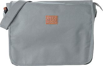 TANAMBA Taška přes rameno z 600D polyesteru, šedá