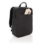 """Business batoh na 15"""" notebook, černá"""