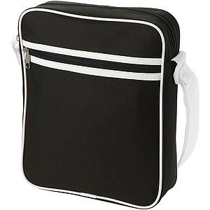 Malá taška na rameno pro iPad, černá
