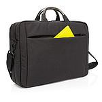 """Business taška přes rameno na 15"""" notebook, černá"""