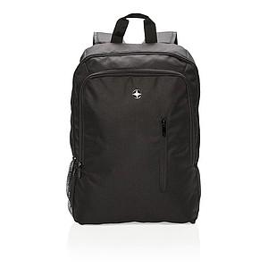 """Business batoh na 17"""" notebook, černá"""