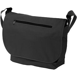 """Taška na laptop s klopou, na laptop velikosti 15,6"""", černá"""