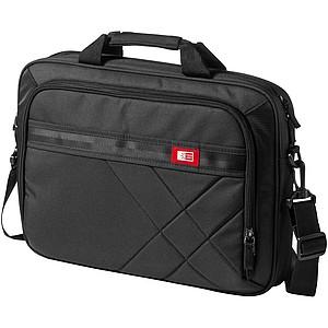 """Taška Case Logic na laptop 15,6"""" a kapsou na tablet 10"""", černá"""