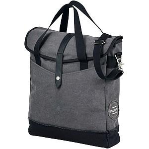Batoh na laptop 14, šedá, černá