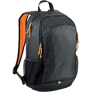 Batoh Ibirana 15,6 na laptop nebo tablet, černá, oranžová