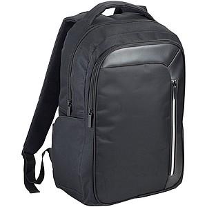 """Batoh na notebook 15.6"""" s RFID, černá"""