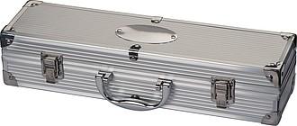 Grilovací sada v kufříku
