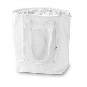 ZAFINA Skládací chladící taška, bílá