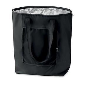 Praktická skládací chladící taška, černá