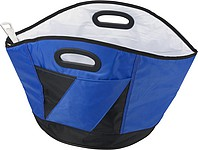 Skládací chladící taška s kovovým otvírákem