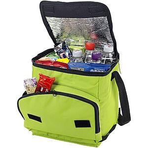 Chladicí taška přes rameno, zelená