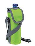 Chladící taška pro 0,5 l lahve, světle zelená