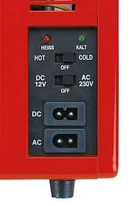 červený termo box