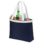 Chladící nákupní taška, námořní modrá